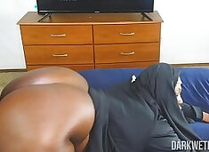 Another Corny ASF BBW Nun Roleplay Equipped With Dick Riding Action!  Clip
