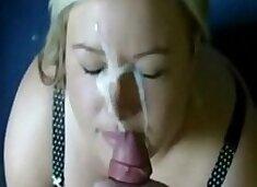 Bigger Girls Getting Facials - Homemade Videos