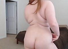 hot Amateur Redhead Teen Stripping for You - xdance.stream