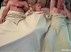A Granny Threesome For Christmas?