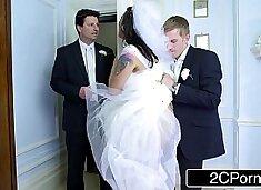 Busty Hungarian Bride-to-be Simony Diamond Fucks Her Husband's Best Man