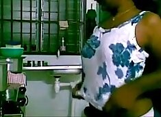 .com – indian sex couple hardcore in kitchen