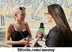 Gorgeous teens getting fucked for money 40