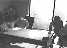 Office Tryst Gets Caught On CCTV And Leaked