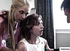 Parents daughter to suck dick