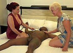 The Girls Neighborly  Interracial r.