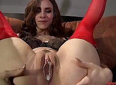 Used Cum Filled Pussy For Cucky