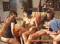 Taboo Family Swingers Home Video