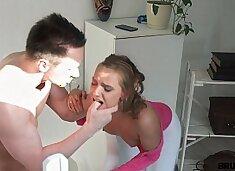 BrutalX - Fuck-punished for curiosity Sofi Goldfinger teen porn
